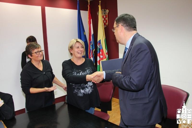 Županija izdvaja preko 700 tisuća kuna za financiranje županijskih udruga osoba s invaliditetom