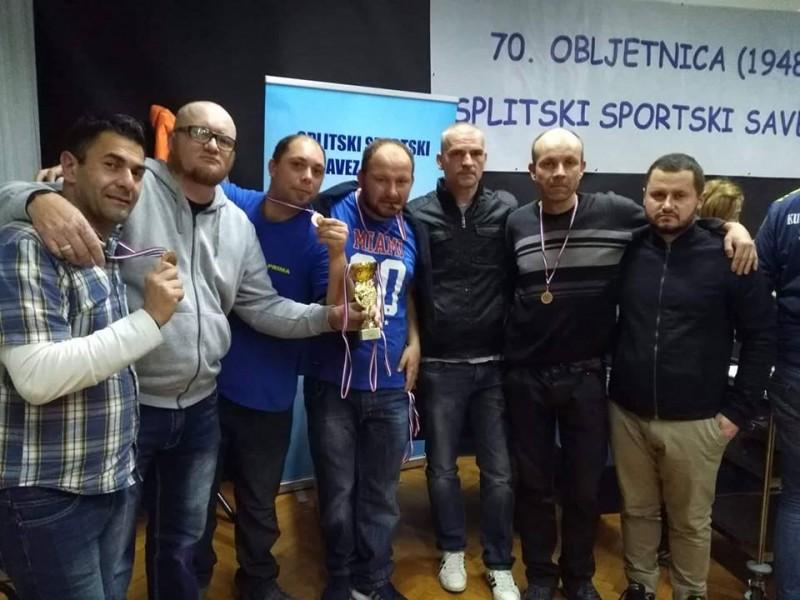 Učešće na proslavi 70. obljetnice Splitskog sportskog saveza gluhih (SSSG)