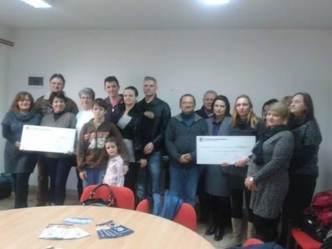 Uručene donacije Bjelovarsko-bilogorske županije