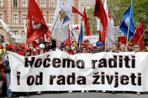 Čestitka povodom 1. svibnja - Međunarodnog praznika rada