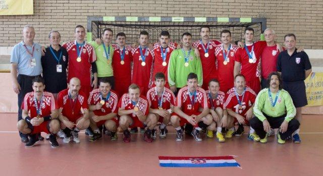 Hrvatski rukometaši zlatni na Olimpijskim igrama gluhih!