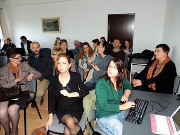 Okrugli stol o izradi Nacrta prijedloga iskaza o procjeni učinka Zakona o hrvatskom znakovnom jeziku