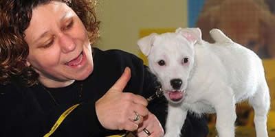 Psić naučio znakovni  jezik
